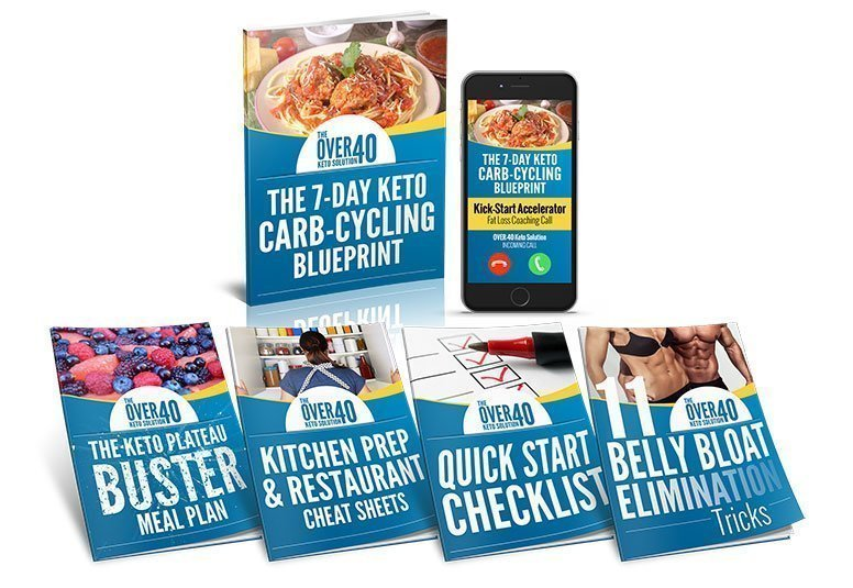 The Over 40 Keto Solution, Save Water Team
