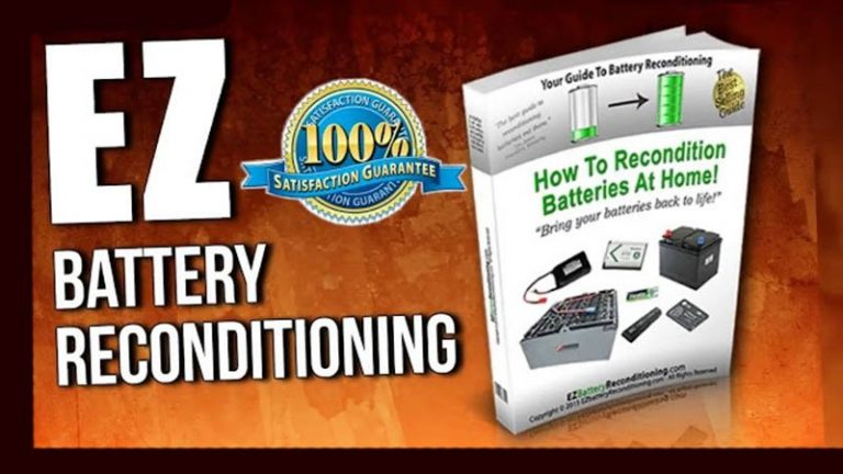 EZ Battery Reconditioning Review