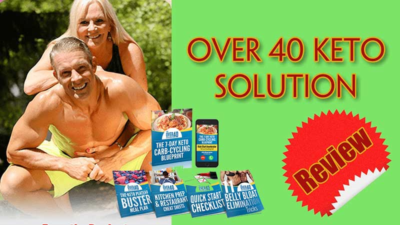 The Over 40 Keto Solution Full Review, Save Water Team