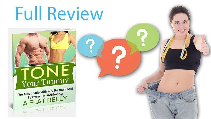 Tone Your Tummy System Full Review, Save Water Team