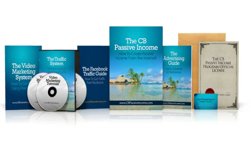 CB Passive Income Full Review – By Patric Chan, Save Water Team