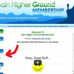 Gain Higher Ground Full Review, Save Water Team