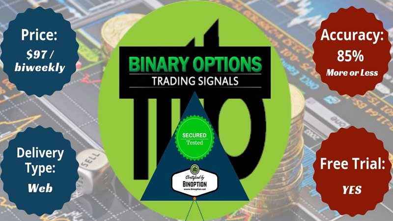 Binary Options Trading Signals, Save Water Team