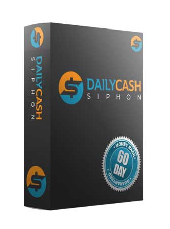 Daily Cash Siphon, Save Water Team