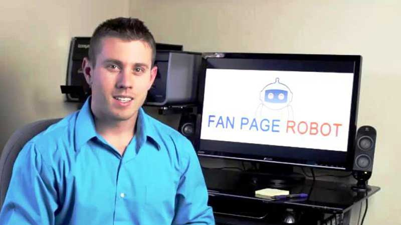 Fan Page Robot Full Review, Save Water Team