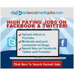 Paid Social Media Jobs Full Review, Save Water Team