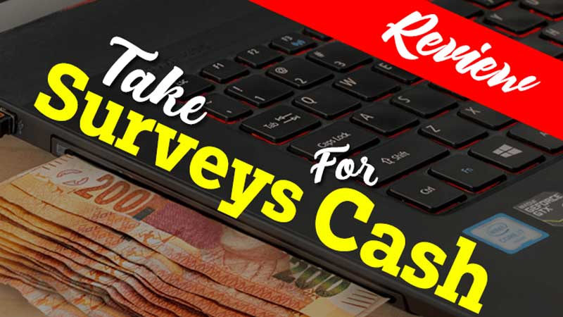 Take Surveys For Cash Review, Save Water Team