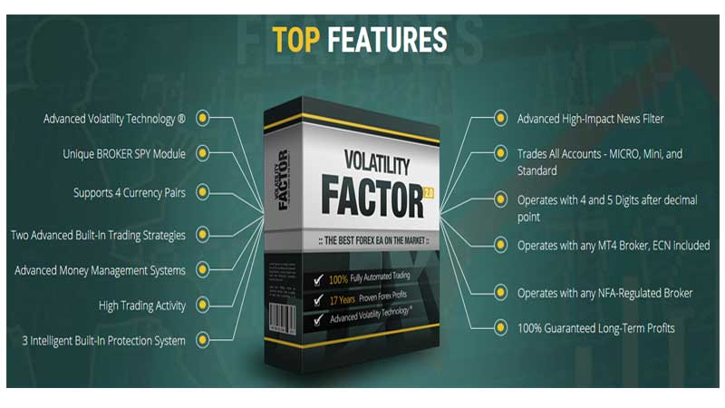 Volatility Factor 2.0 PRO Full Review, Save Water Team