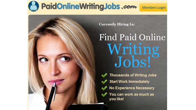 Writing Jobs Online, Save Water Team