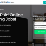 Paid Online Writing Jobs Full Review, Save Water Team