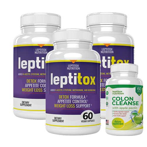 Leptitox Review, Save Water Team